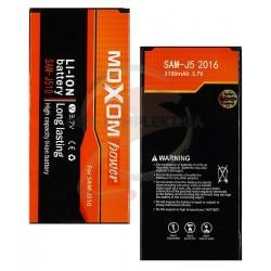 Аккумулятор Samsung J510 Galaxy J5 / EB-BJ510CBC (MOXOM)