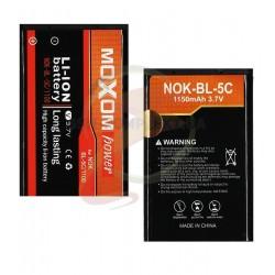 Аккумулятор Nokia BL-5C (MOXOM)