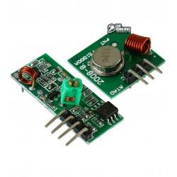 Беспроводной цифровой термометр для ARDUINO
