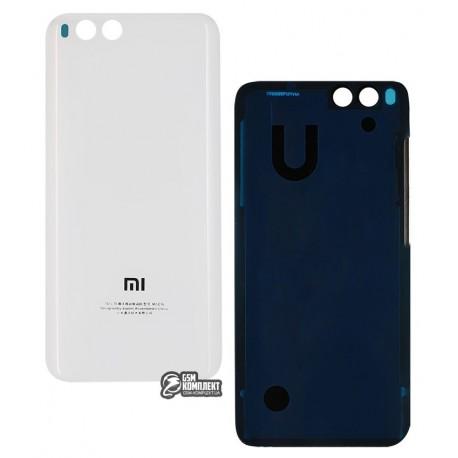 Задняя крышка батареи для Xiaomi Mi6, белая