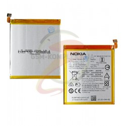 Аккумулятор HE319 для Nokia 3 Dual Sim, Li-ion, 3,85 B, 2630 мАч