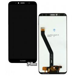 Дисплей для Huawei Honor 7A Pro 5,7, черный, с сенсорным экраном (дисплейный модуль), Original (PRC), AUM-L29