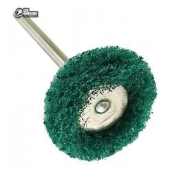 Шлифовальная абразивная шарошка, зеленая, 150Grit