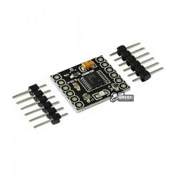 Контроллер шагового двигателя DRV8833