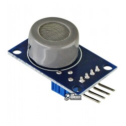 Датчик газа для Arduino MQ-7, Ucc=5V; FC-22; угарный газ(CO)