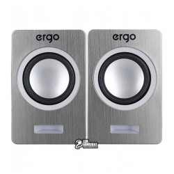 Акустическая система ERGO S-2049 USB 2.0, Black