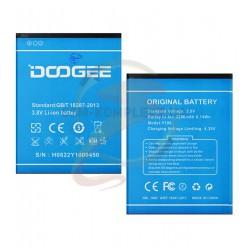 Аккумулятор (акб) для DooGee Y100 Pro (plus) Valencia 2, (Li-ion 3.7V 2200mAh)