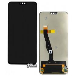 Дисплей для Huawei Honor 8X, черный, с сенсорным экраном (дсплейный модуль), Original (PRC)