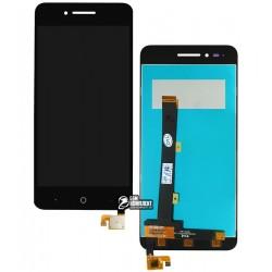 Дисплей для ZTE Blade A610, черный, с сенсорным экраном, Original (PRC)