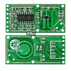 Микроволновый датчик движения RCWL-0516