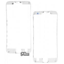 Рамка крепления дисплея для Apple iPhone 6S Plus, белая