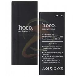 Аккумулятор Hoco HB4342A1RBC для Huawei Honor 4A, Y5 II, Y6, Li-ion, 3,7 В, 2200мАч