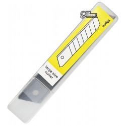 Лезвия 10 шт. для канцелярского ножа 9мм