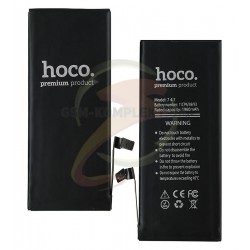 Аккумулятор Hoco для Apple iPhone 7, Li-ion, 3,8 В, 1960 мАч, #616-00256