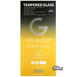 Защитное стекло REMAX Gener 3D Full cover Curved edge Anti-Blue Ray для Iphone 7/8 Plus