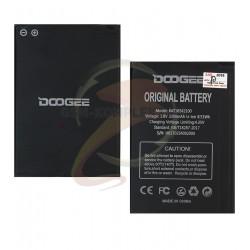 Аккумулятор (акб) для Doogee X9 Mini, BAT16542100, (Li-ion 3.7V 2000mAh)