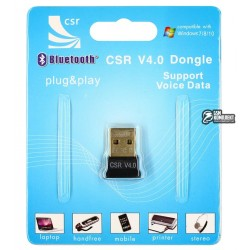 Контроллер USB - Bluetooth Atcom VER 4.0 +EDR (CSR chip)
