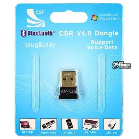 Контроллер USB - Bluetooth Atcom VER 4.0 +EDR (CSR chip)