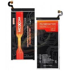 Аккумулятор Moxom EB-BG920ABE для Samsung G920F Galaxy S6, Li-ion, 3,85 B, 2550 мАч