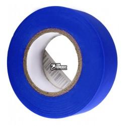 Изолента синяя, ширина 18мм, длина 20м