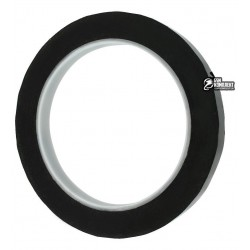 Изолента, черная, ширина 10мм, длина 66метров