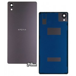 Задняя панель корпуса для Sony F8131 Xperia X Performance, черная, graphite black