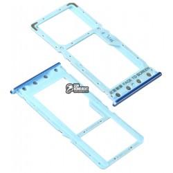 Держатель SIM-карты для Xiaomi Redmi 6, синий
