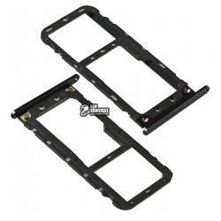 Держатель SIM-карты для Xiaomi Mi5X/Mi A1, черный