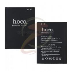Аккумулятор Hoco EB-BJ120CBE для Samsung J120H Galaxy J1 (2016), (Li-ion 3.85 В 2050 мАч)