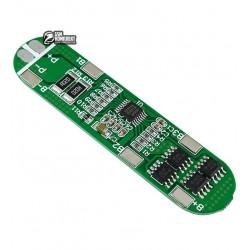 BMS Контроллер заряда-разряда для 4-х Li-Ion аккумуляторов 18650 HX-4S-A01 6A 16.8V