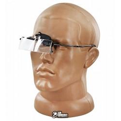 Бинокуляр-очки MG19157-3 c Led подсветкой, 1,5Х2,5Х3,5