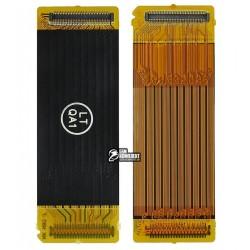 Шлейф для Nokia N80, межплатный, с компонентами