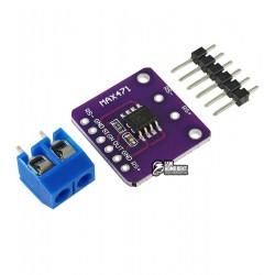 Модуль датчика тока и напряжения GY-471 для ARDUINO