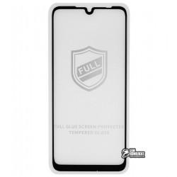 Закаленное защитное стекло для Xiaomi Redmi Note 7, 0,26 мм 9H, Tiger Glass, 2.5D, Full Glue, черное