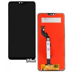 Дисплей для Xiaomi Mi 8 Lite 6.26, черный, с сенсорным экраном (дисплейный модуль), Original (PRC)