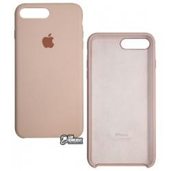 Чехол защитный Silicone Case для Apple iPhone 7 Plus / 8 Plus, черный