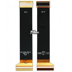 Шлейф для мобильного телефона Samsung E390, межплатный, с коннектором