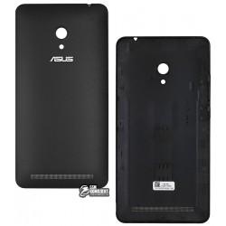 Задняя панель корпуса для Asus ZenFone 6 (A600CG), черная