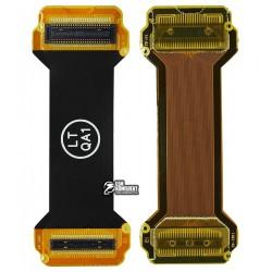 Шлейф для Nokia 6111, межплатный, с компонентами