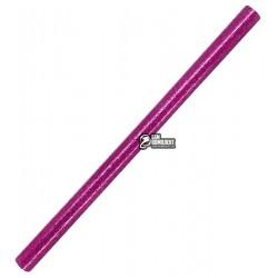Термоклей силиконовый с блестками D11 мм, длинна 20 см