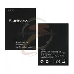 Аккумулятор для Blackview BV4000, Li-Polymer, 3,8 В, 3680 мАч