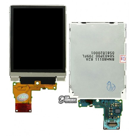 Дисплей для Sony Ericsson K550, W610i