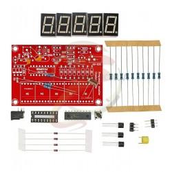 Частотомер цифровой 1 Гц - 50 МГц набор конструктор для самостоятельной сборки