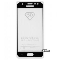 Закаленное защитное стекло для Samsung J330H Galaxy J3 (2017), Full Glue, 0,26 мм 9H