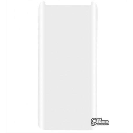 Загартоване захисне скло для Samsung G950 Galaxy S8, 0,3мм, 3D, прозрачное