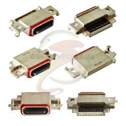 Коннектор зарядки для Samsung A530F Galaxy A8 (2018), A530F/DS Galaxy A8 (2018), USB Type-C
