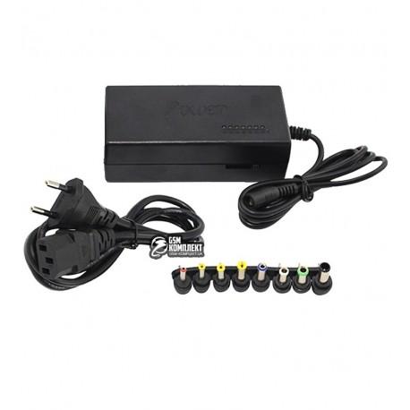 Универсальное зарядное устройство для ноутбуков JT-AC 96W (AC 110-240V+DC 12-24V)