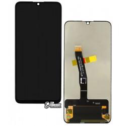 Дисплей для Huawei P Smart (2019), Honor 10 lite, черный, с сенсорным экраном (дисплейный модуль), Original (PRC)