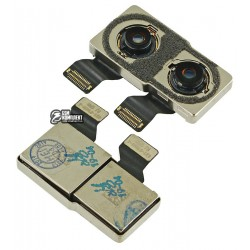 Камера для Apple iPhone X, основная, с разборки