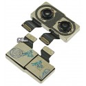 Камера для iPhone X, основная, с разборки